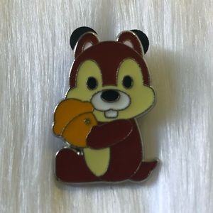 🔮 5/$25 Chip 'n' Dale - Chip - Acorn Pin